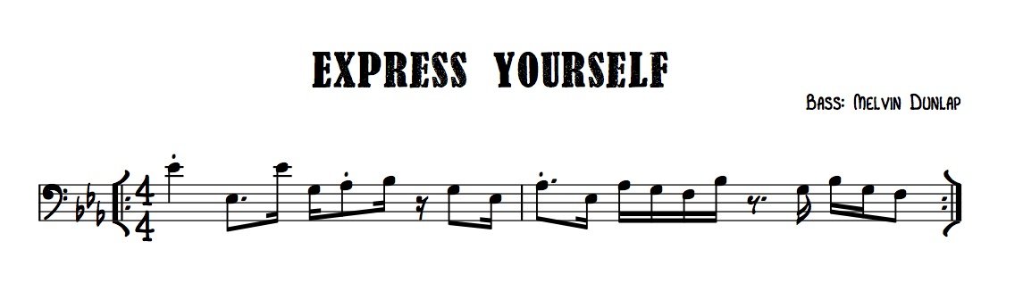 Charles Wright - Express Yourself copy