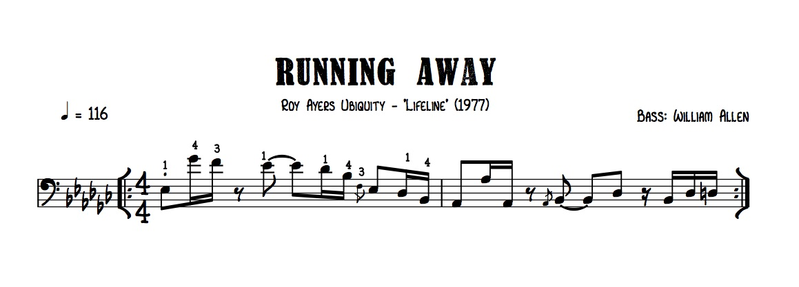 Roy Ayers - Running Away copy