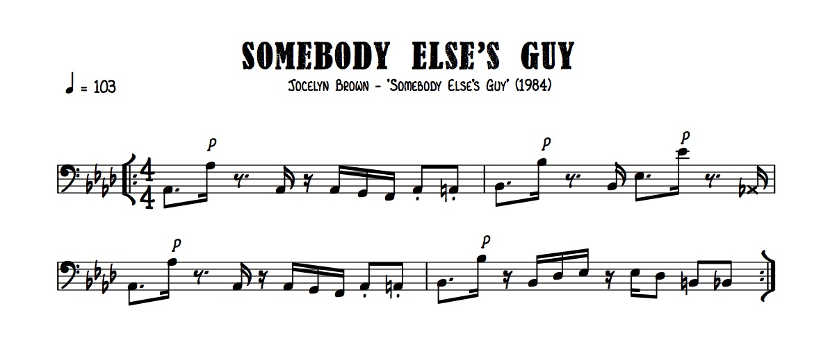 GOTW - Somebody elses guy